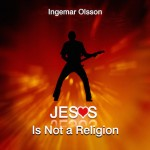 jesus is not a religion