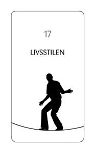 17 livsstilen