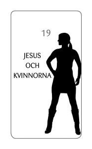 19 jesus och kvinnorna